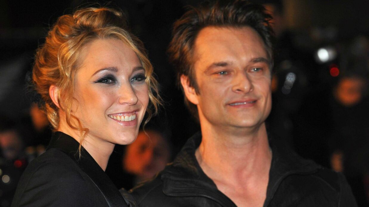 PHOTO Laura Smet et David Hally­day : leurs tendres retrou­vailles