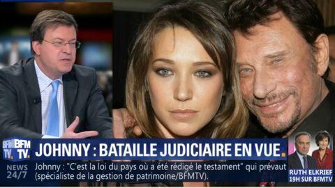 VIDEO Héritage de Johnny Hallyday: un avocat fiscaliste dit en combien de temps ça pourrait se régler