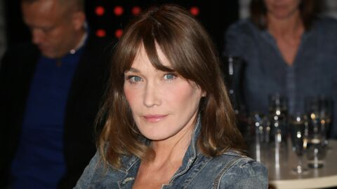 PHOTO Carla Bruni partage un adorable cliché de sa fille Giulia