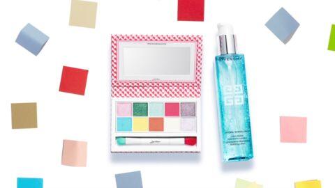 Nos beauty crushs: la palette Eye Sugar Lancôme et la lotion bullée hydratation lumière Givenchy