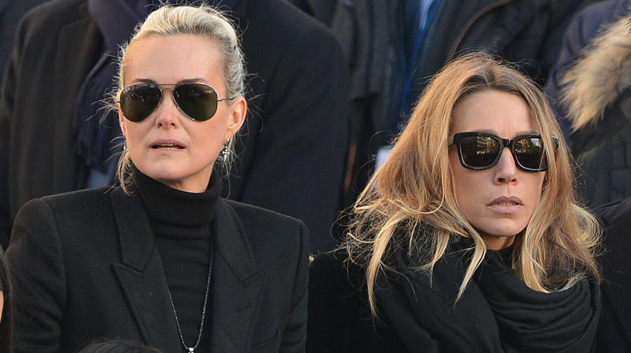 Laura Smet et Laeticia Hallyday: d'où viennent les tensions entre la fille et la femme de Johnny?