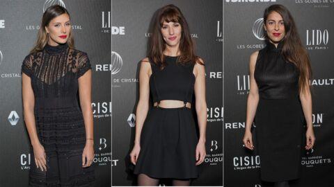 PHOTOS Globes de cristal: Doria Tillier sexy, Camile Cerf et Audrey Dana élégantes