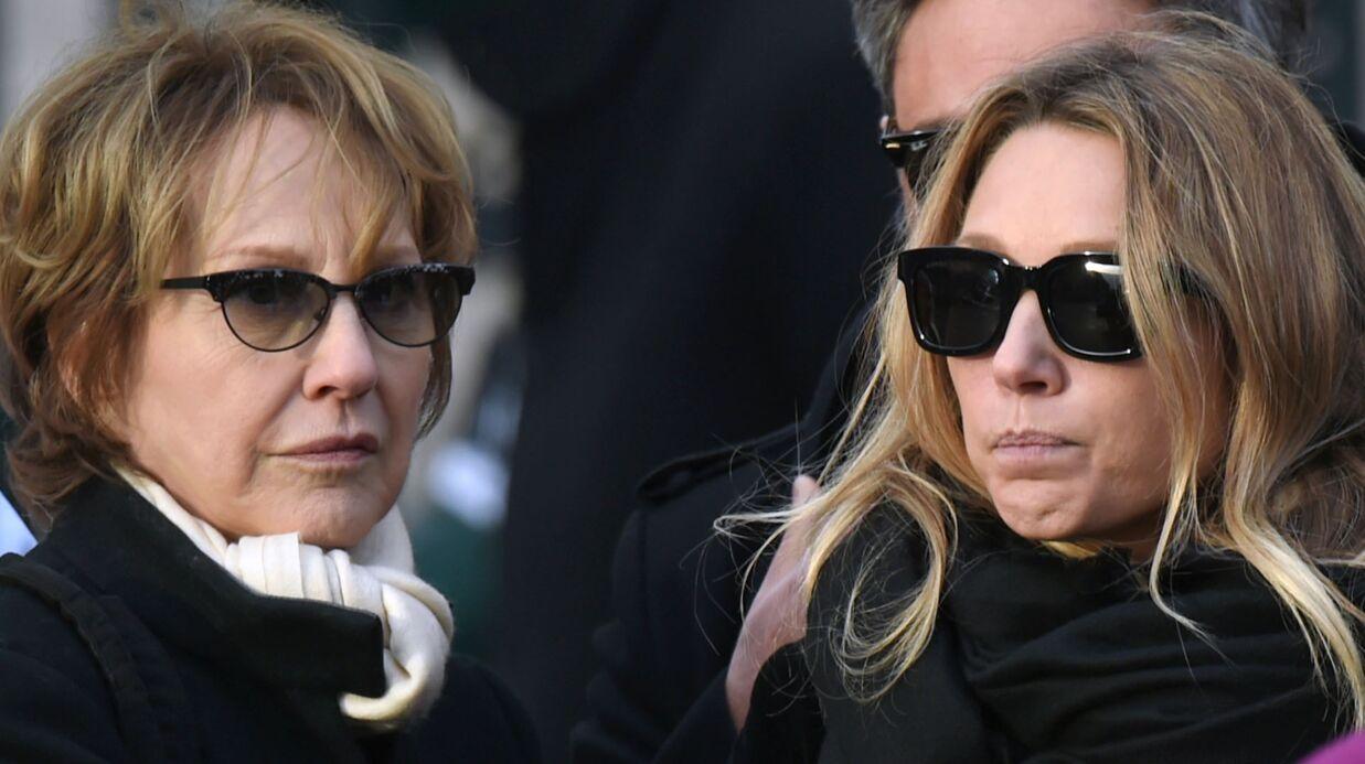 Mort de Johnny Hallyday: le jour où Laeticia a empêché Nathalie Baye de lui rendre visite à l'hôpital