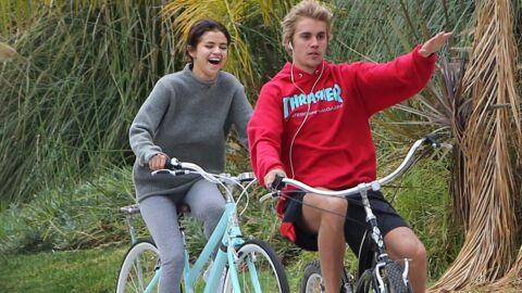 Selena Gomez a besoin de temps avant de s'engager vraiment avec Justin Bieber