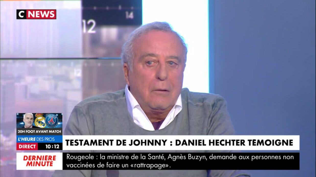 Héritage de Johnny Hallyday: le témoignage accablant de Daniel Hechter sur Laeticia Hallyday