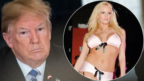 Donald Trump: une actrice porno, qui dit avoir couché avec lui quand Melania venait d'accoucher, a été grassement payée