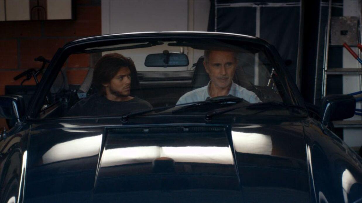VIDEO Rayane Bensetti de retour au cinéma aux côtés de Thierry Lhermitte dans La Finale