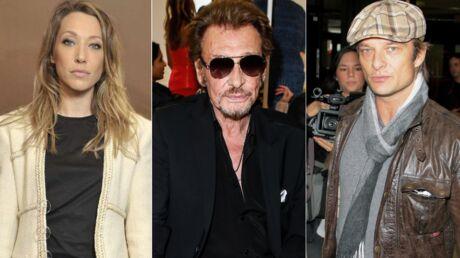 Héritage de Johnny Hallyday: voilà tout ce qu'il a déjà légué à David et Laura par le passé