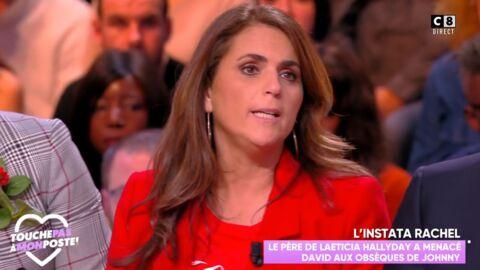 VIDEO Laeticia Hallyday est «effondrée» selon Valérie Benaïm