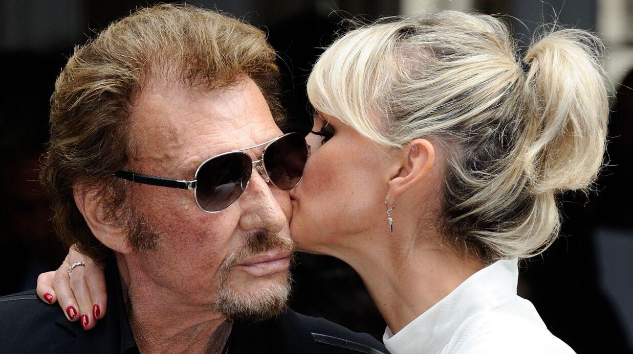 Johnny Hallyday avait déjà choisi sa «seule héritière» avant le diagnostic de son cancer