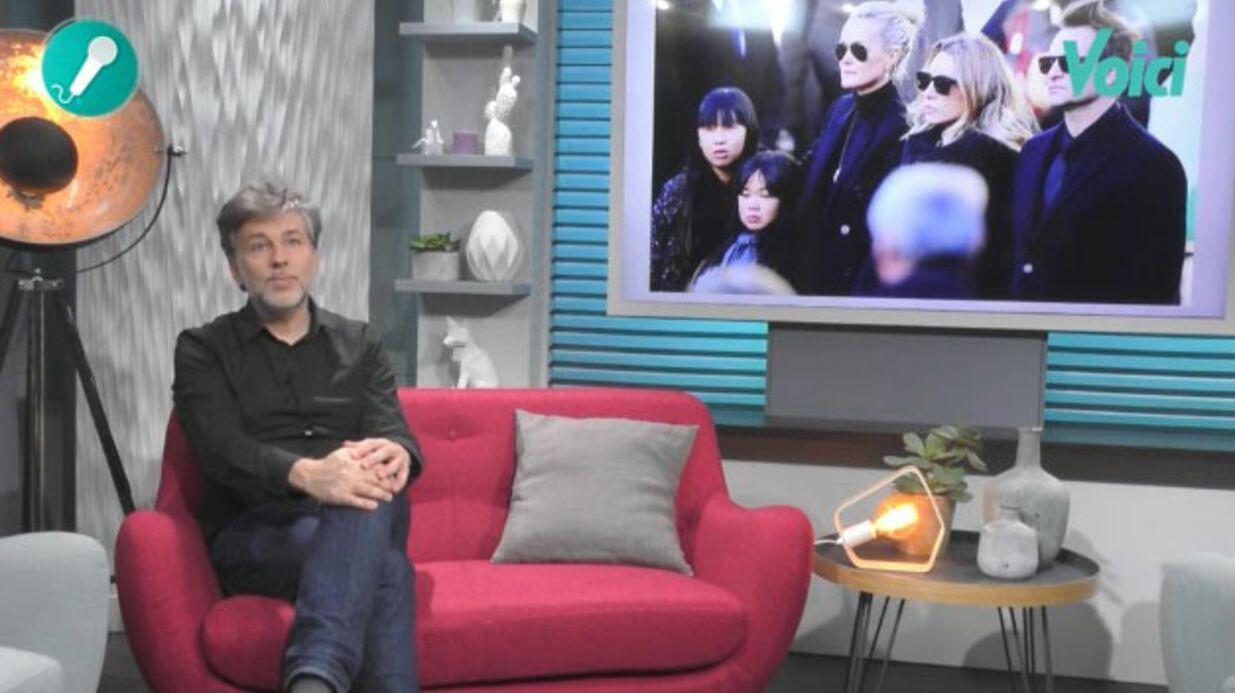 VIDEO Testament de Johnny Hallyday: «L'héritage a été une vraie déflagration»