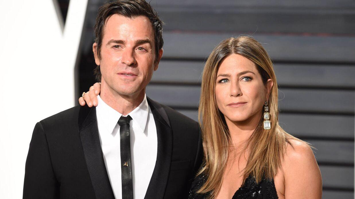 Jennifer Aniston et Justin Theroux, c'est fini: le couple s'est séparé