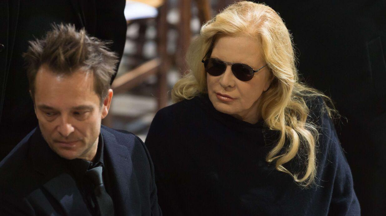 Héritage de Johnny Hallyday: «consternée», Sylvie Vartan sort du silence et défend son fils David