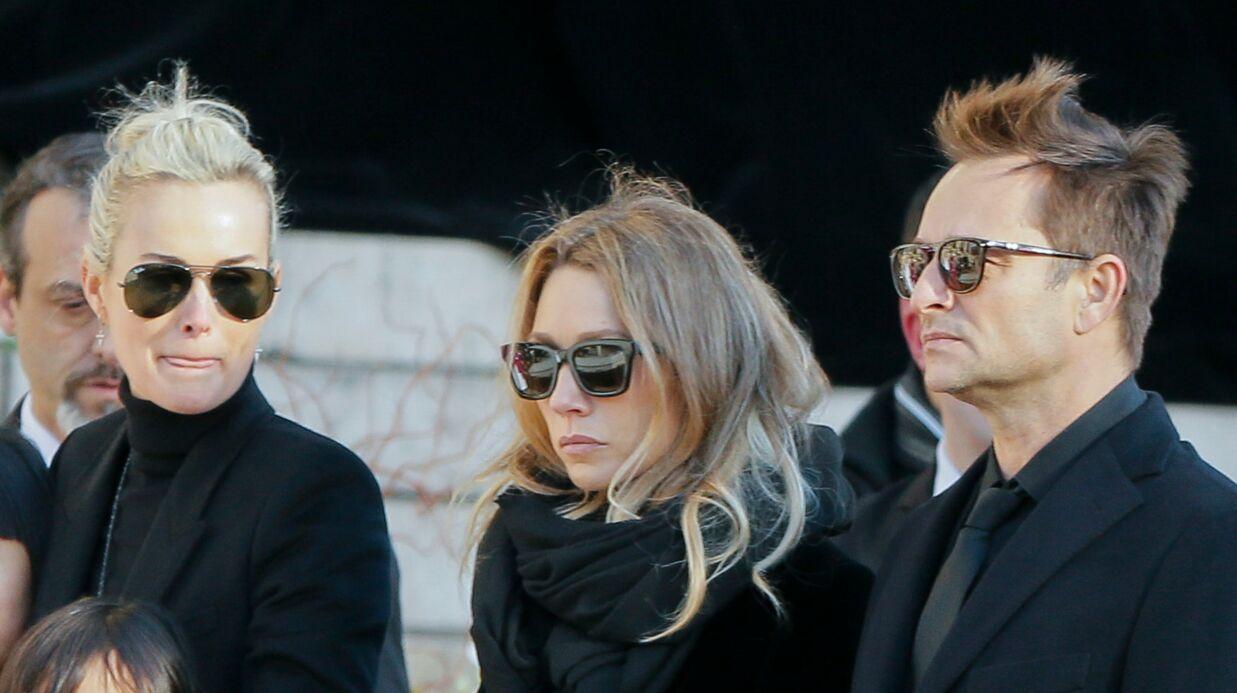 Album posthume de Johnny Hallyday: Laeticia refuse un droit de regard à David et Laura