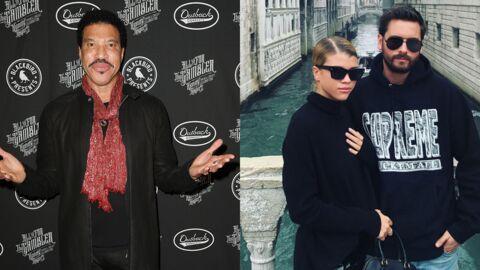 Lionel Richie n'est pas du tout fan de Scott Disick, le petit ami de sa fille Sofia