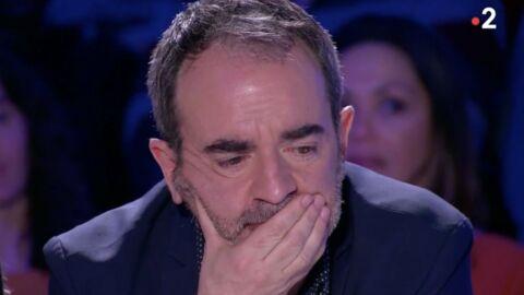VIDEO Bruno Solo en larmes dans On n'est pas couché, découvrez pourquoi