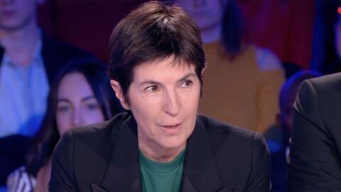 VIDEO Laeticia Hallyday: Christine Angot dénonce un «abus de pouvoir» dans On n'est pas couché