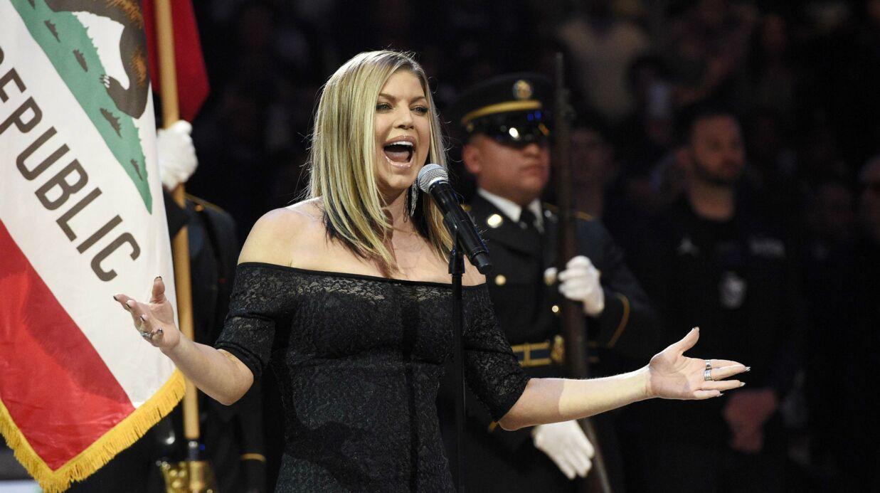Fergie massacre l'hymne américain et se fait lyncher par les internautes