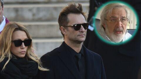 VIDEO Johnny Hallyday: la mise en garde du fils de Gilbert Bécaud, seul héritier de son père, à Laura Smet et David Hallyday