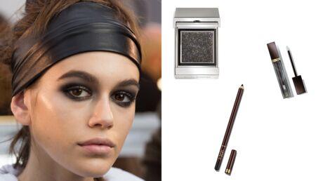 Tendance make-up: le smoky effet mouillé de Tom Ford Beauty