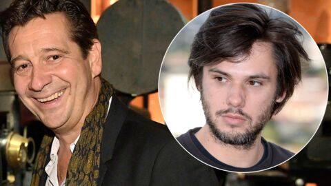 PHOTO Laurent Gerra se moque d'Orelsan en lui piquant son look
