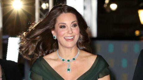 PHOTOS Polémique autour de Kate Middleton aux BAFTA 2018: pourquoi elle ne portait pas de noir