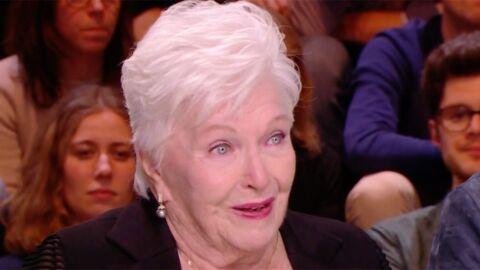 VIDEO Line Renaud: très émue, elle s'exprime sur l'affaire de l'héritage de Johnny Hallyday