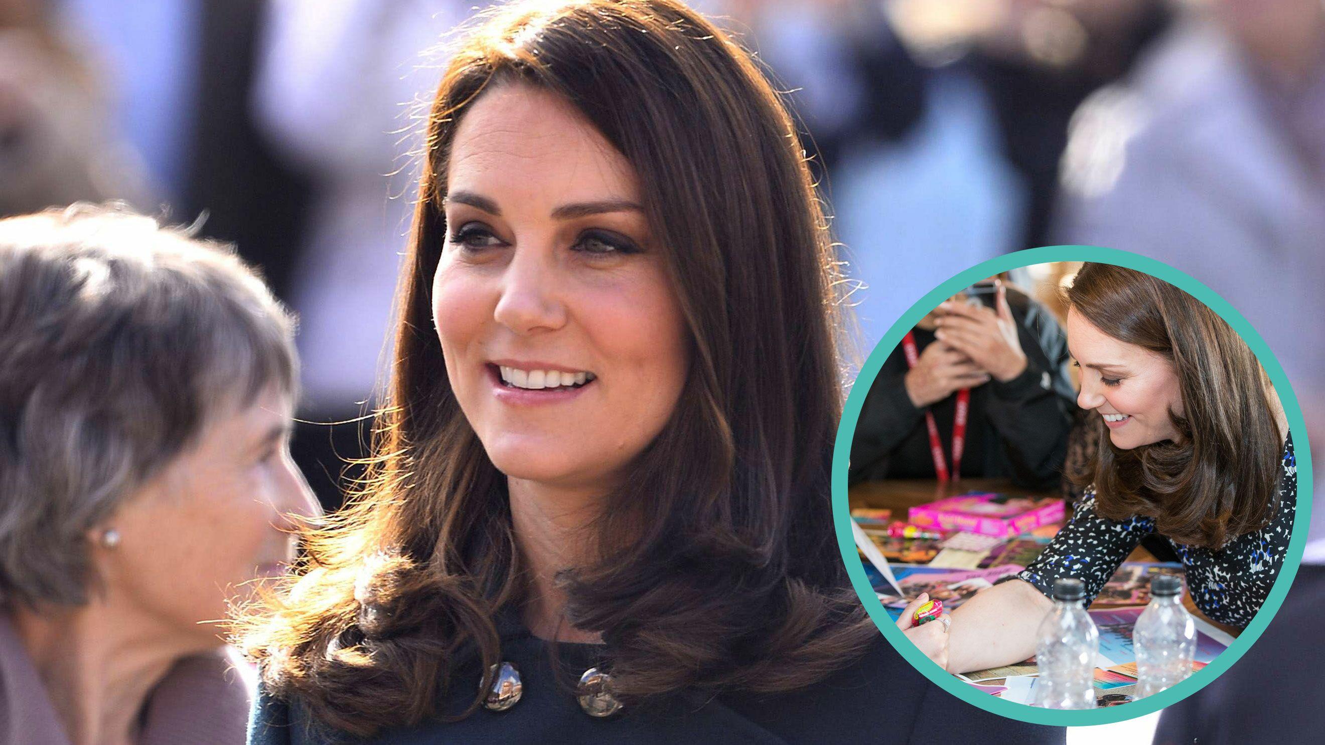 Kate Middleton Premier Tatouage Quelques Semaines Avant L