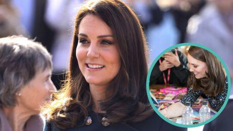 Kate Middleton: premier tatouage quelques semaines avant l'accouchement!