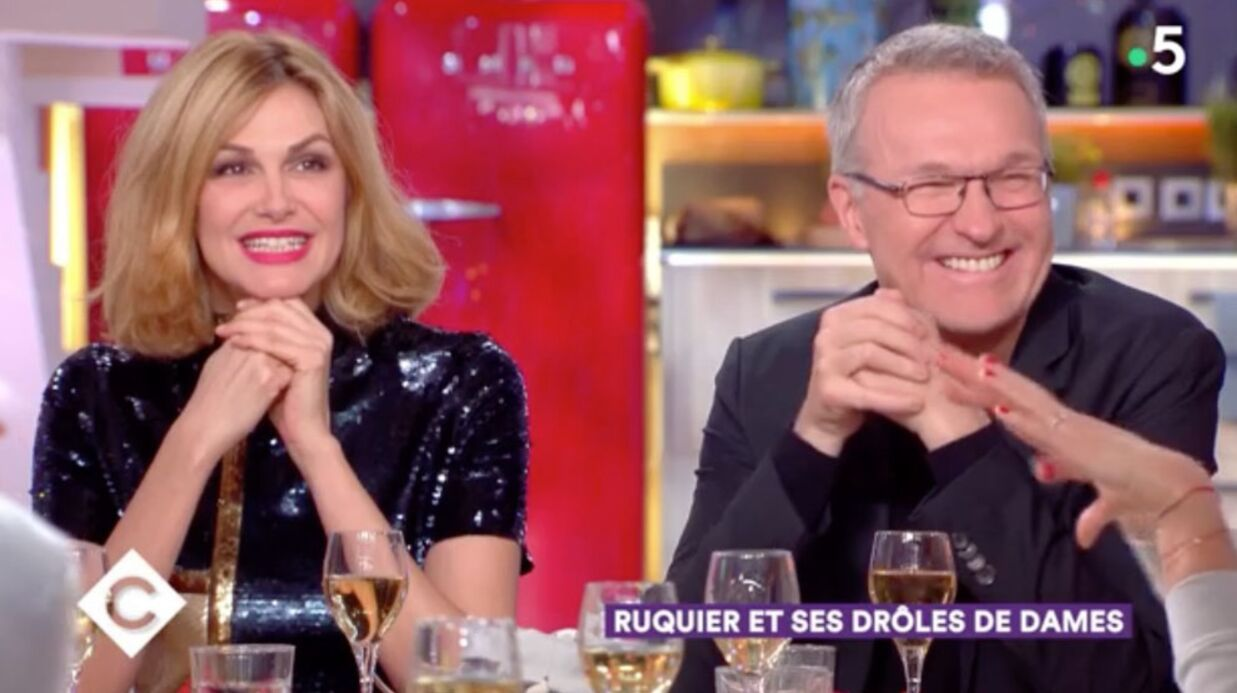 VIDEO On n'est pas couché: Laurent Ruquier évoque le futur pour l'instant incertain de l'émission