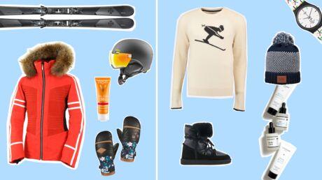 Vacances au ski: la valise idéale pour ceux qui partent et les indispensables grand froid pour ceux qui restent