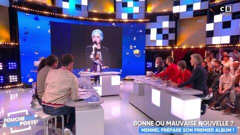 Mennel payée par TF1 pour quitter The Voice? Cyril Hanouna lance la rumeur