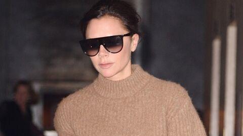 Victoria Beckham: victime d'une fracture du pied, elle rassure ses fans