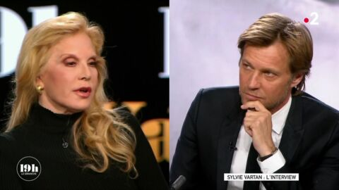 VIDEO Johnny Hallyday : Sylvie Vartan dénonce « la violence » du testament et défend son fils David