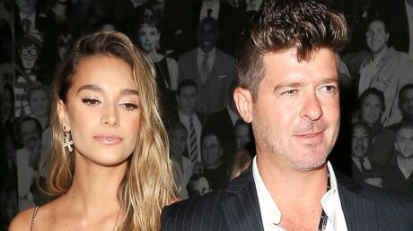 PHOTO Robin Thicke papa : sa compagne April Love a accouché