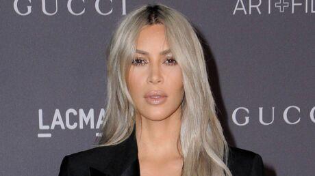 PHOTO Kim Kardashian dévoile sa toute nouvelle couleur de cheveux