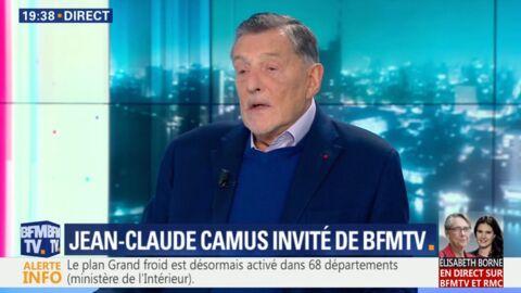 VIDEO Jean-Claude Camus raconte le jour où Laura Smet a été empêchée de voir son père