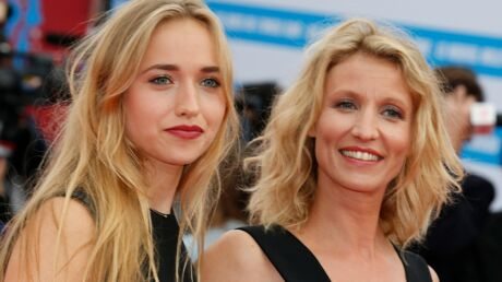 PHOTO Chloé Jouannet: en brune, la fille d'Alexandra Lamy est méconnaissable