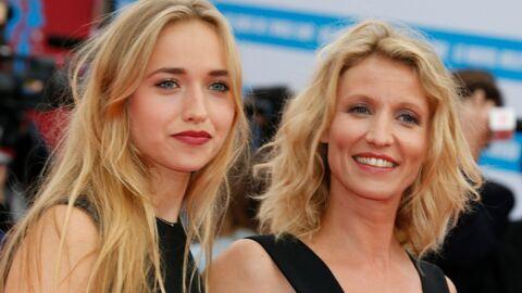 PHOTO Chloé Jouannet   en brune, la fille d Alexandra Lamy est  méconnaissable 049baaef31