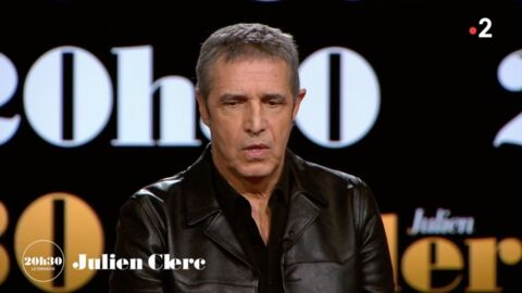 VIDEO Julien Clerc comprend Johnny Hallyday, qui a voulu favoriser Jade et Joy dans son testament