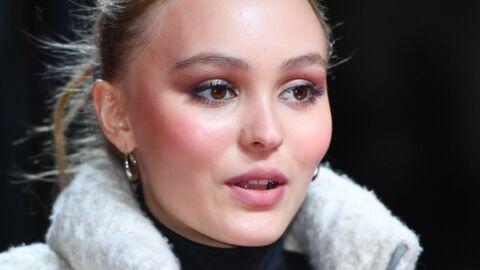 PHOTO Lily-Rose Depp: le selfie qu'elle aurait préféré garder privé