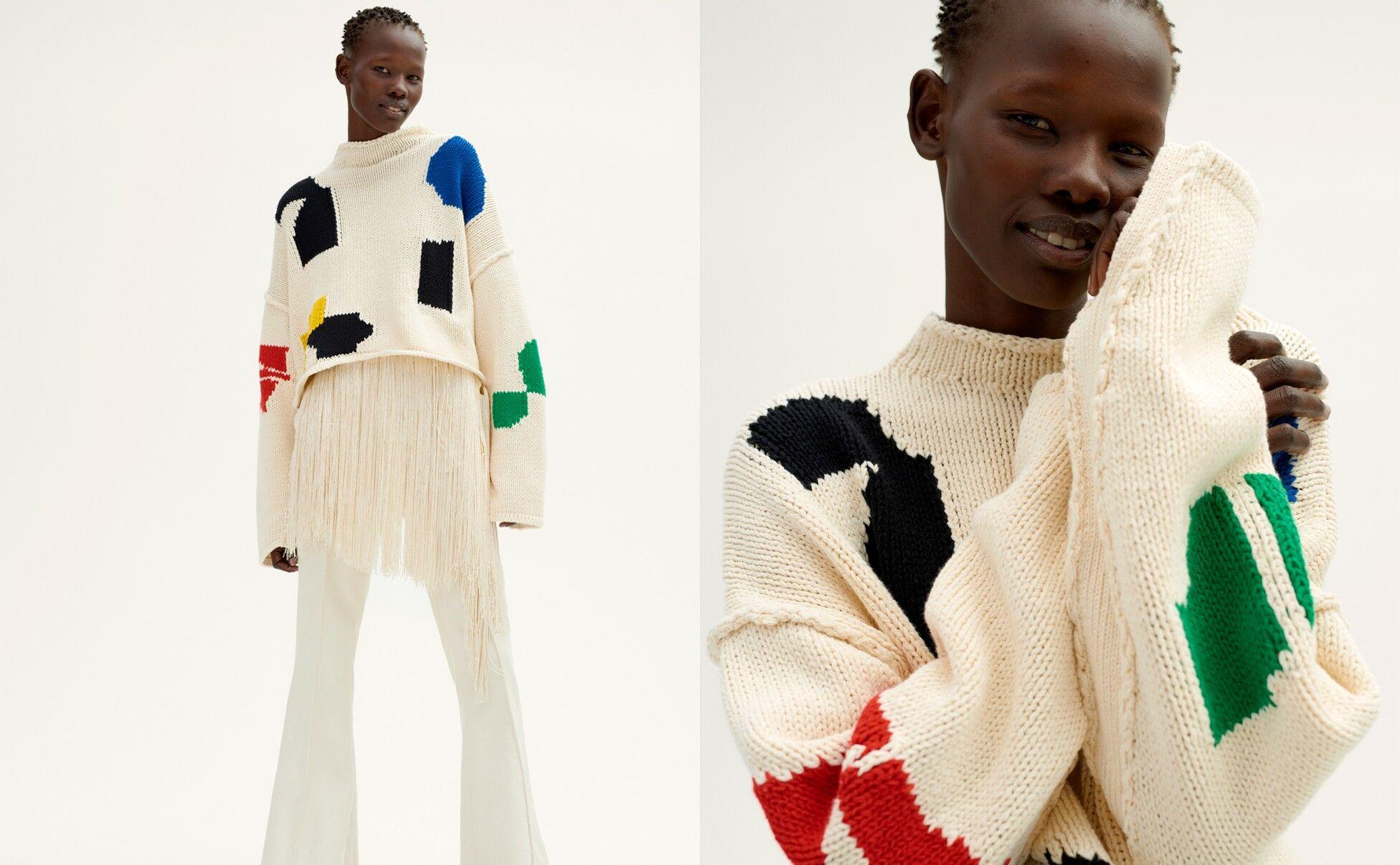 af1a61aaf1ec1 Fashion Week femme   H M Studio s inspire du Japon - Voici