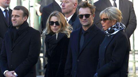 Johnny Hallyday: comment les Macron ont convaincu David et Laura d'assister à l'hommage populaire