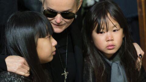 Héritage de Johnny Hallyday: Laeticia confirme que Jade et Joy sont victimes d'insultes racistes et réplique