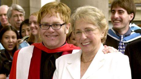 Elton John déshérité par sa mère: elle a légué la moitié de sa fortune à son ex-chauffeur