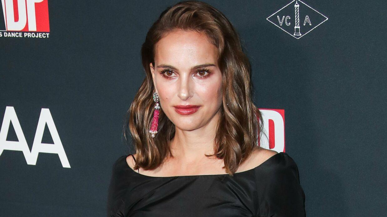 PHOTOS Natalie Portman ne ressemble plus du tout à ça