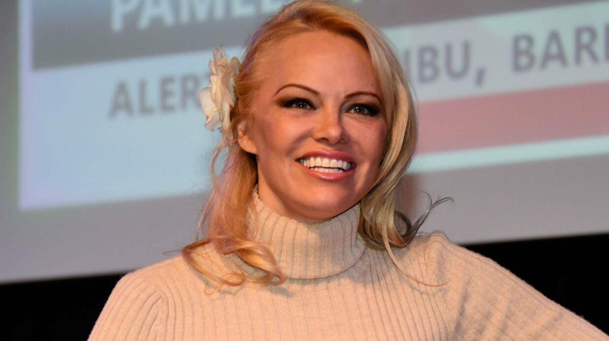 Pamela Anderson, toujours aussi amoureuse d'Adil Rami: «Il est fantastique»