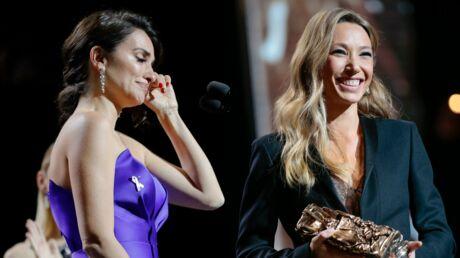 César 2018: Penélope Cruz en larmes, Laura Smet acclamée pour la remise d'un prix
