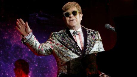 Elton John (encore) obligé d'interrompre un concert à cause d'un fan «grossier»