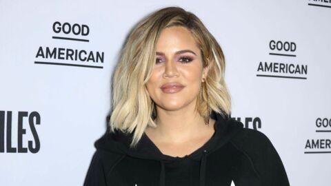 Khloé Kardashian dévoile le sexe de son bébé et donne un GROS indice sur le prénom